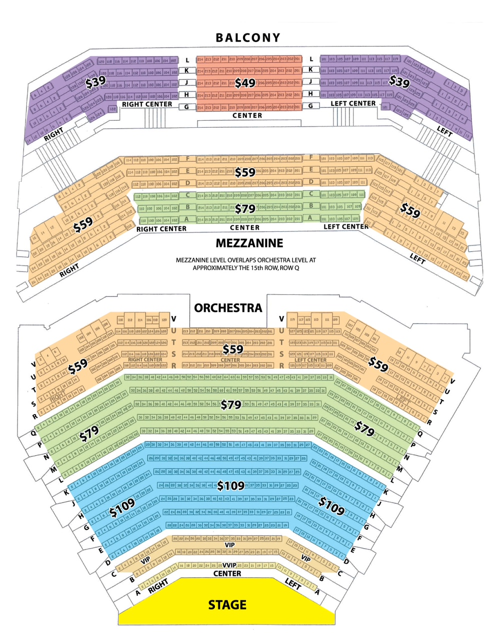 7 Luxury Coral Springs Center For The Arts Seating Chart